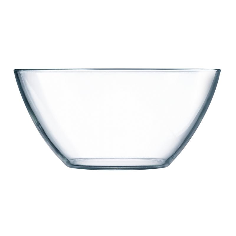 Saladier en verre empilable 23cm