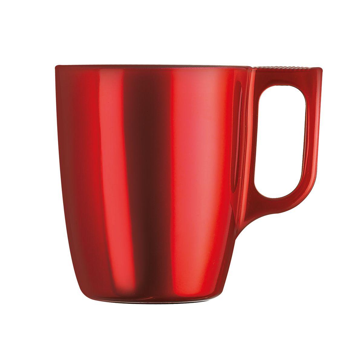 Mug à thé rouge 25cl