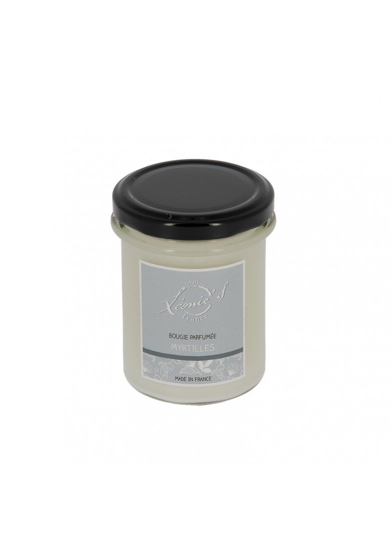 Bougie parfumée myrtille