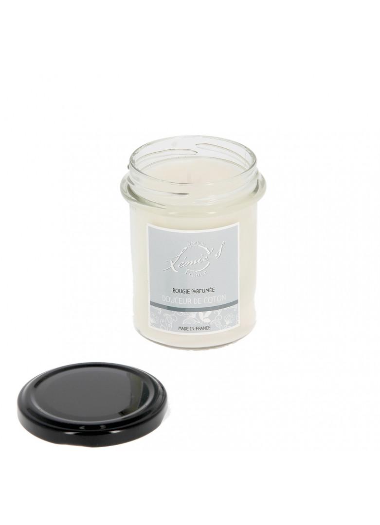 Bougie parfumée douceur de coton