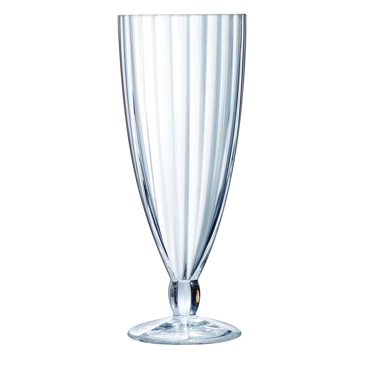 Coupe à glace transparente 50cl - Lot de 6