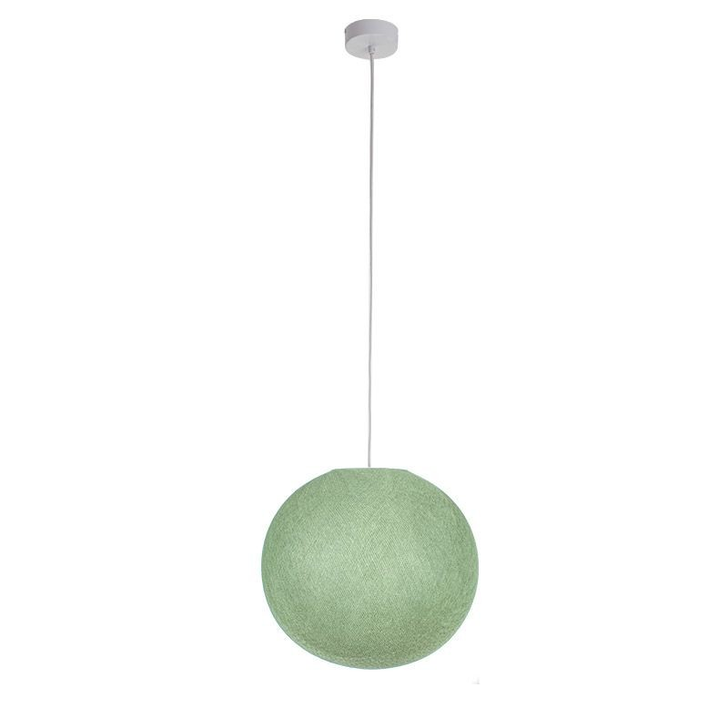 Suspension simple globe M tilleul