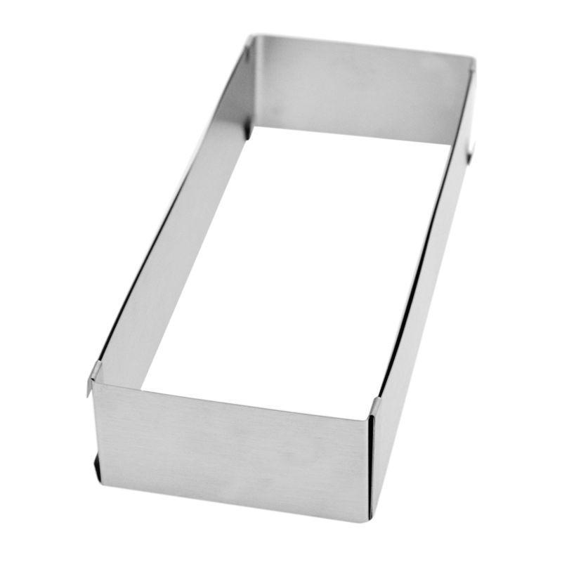 Cadre extensible rectangle en inox