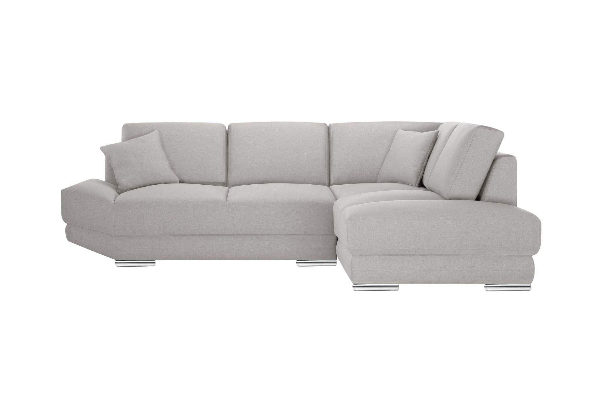 Canapé d'angle 5 places Tissu