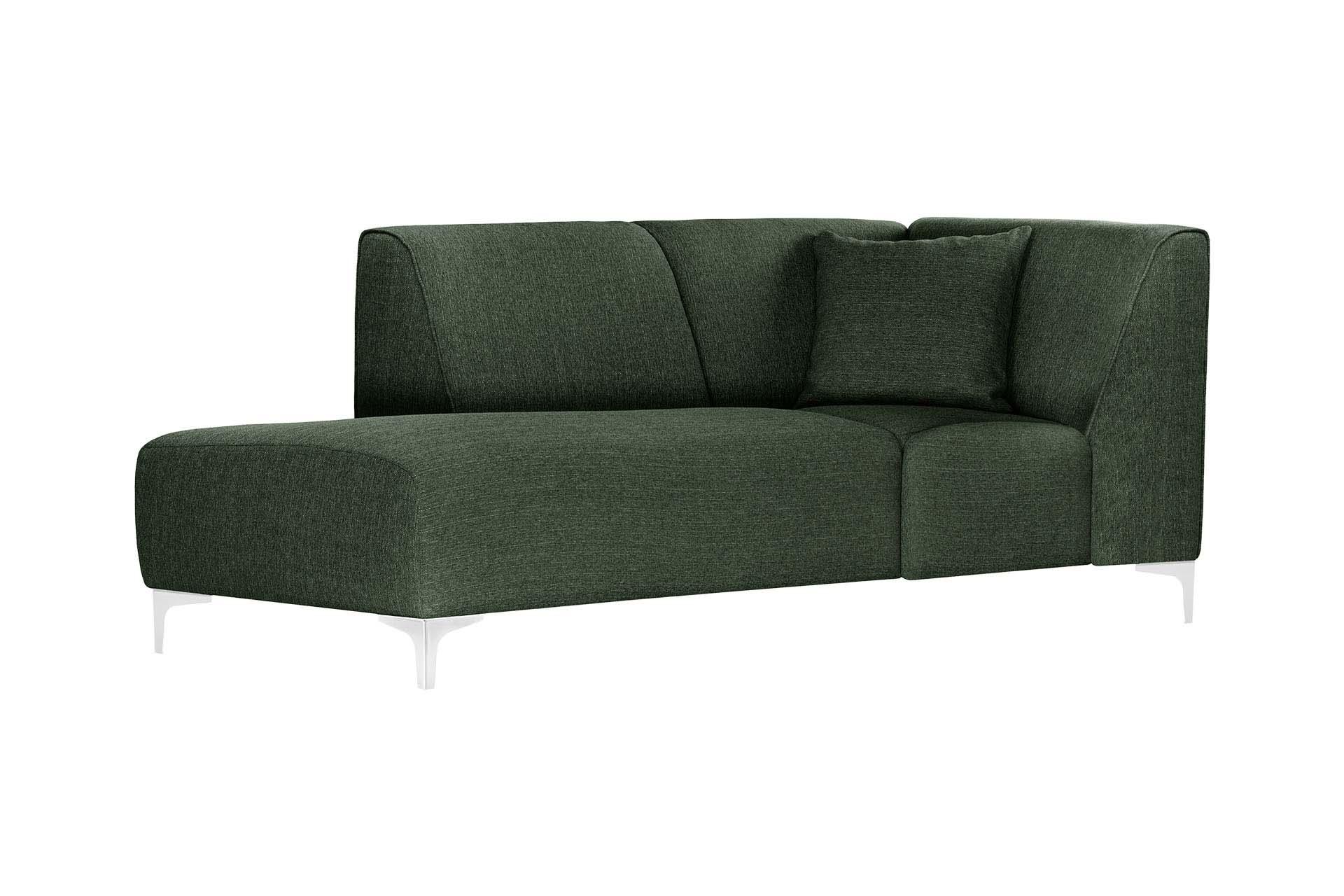 Canapé d'angle Design Vert