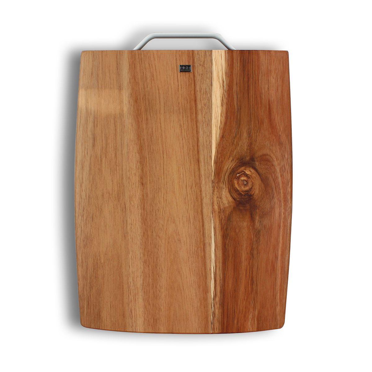 Planche à découper en acacia 39 x 30 cm