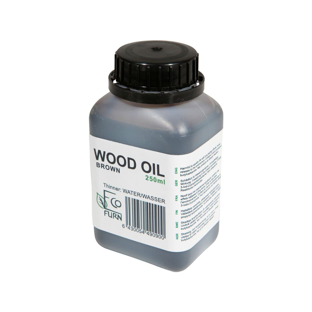 Tablette d'appoint en bouleau massif laquée blanc