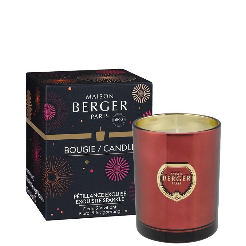 Bougie Cercle parfum Pétillance Exquise