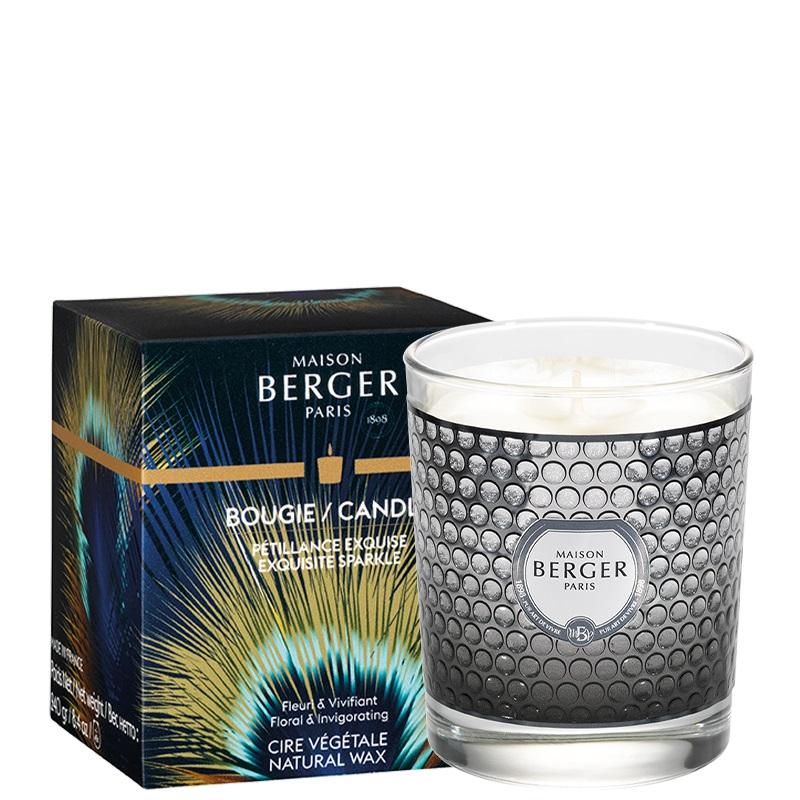 Bougie Étincelle parfum Pétillance Exquise