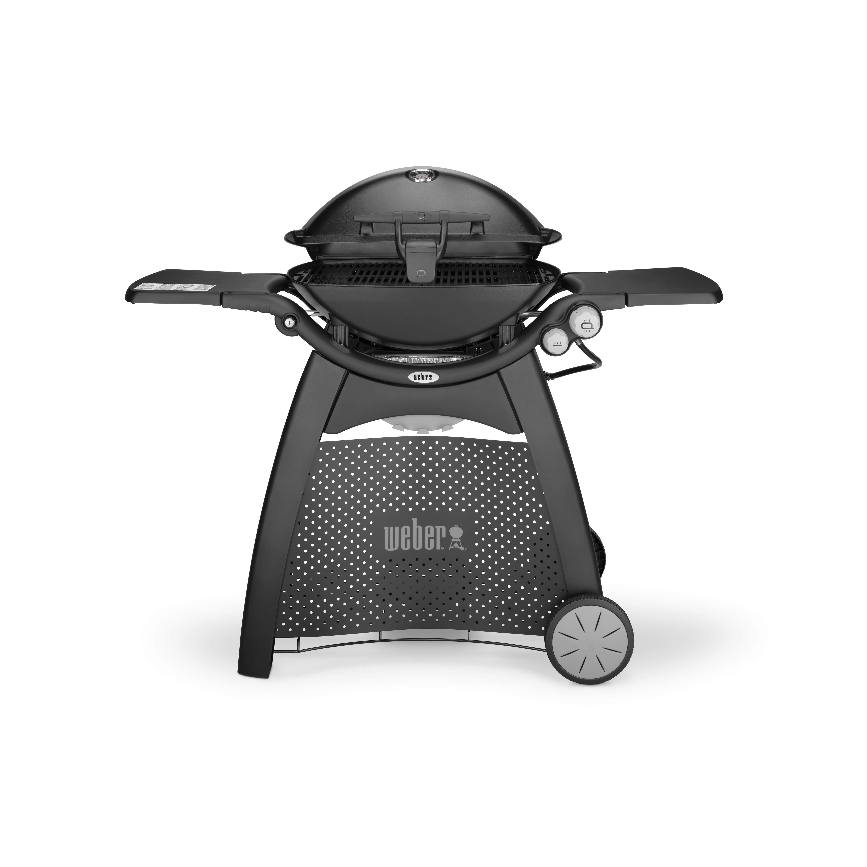 Barbecue à gaz avec chariot