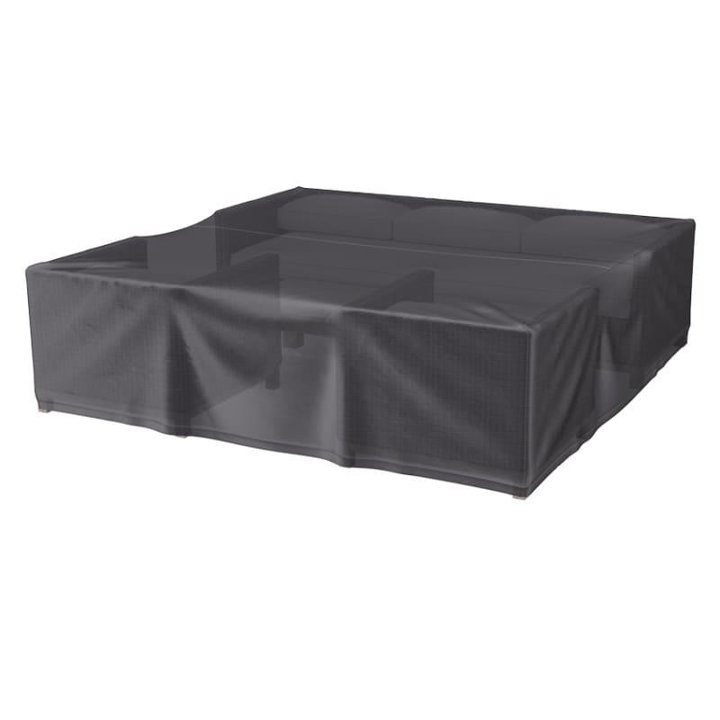 Housse de protection pour salon de jardin - L210 cm