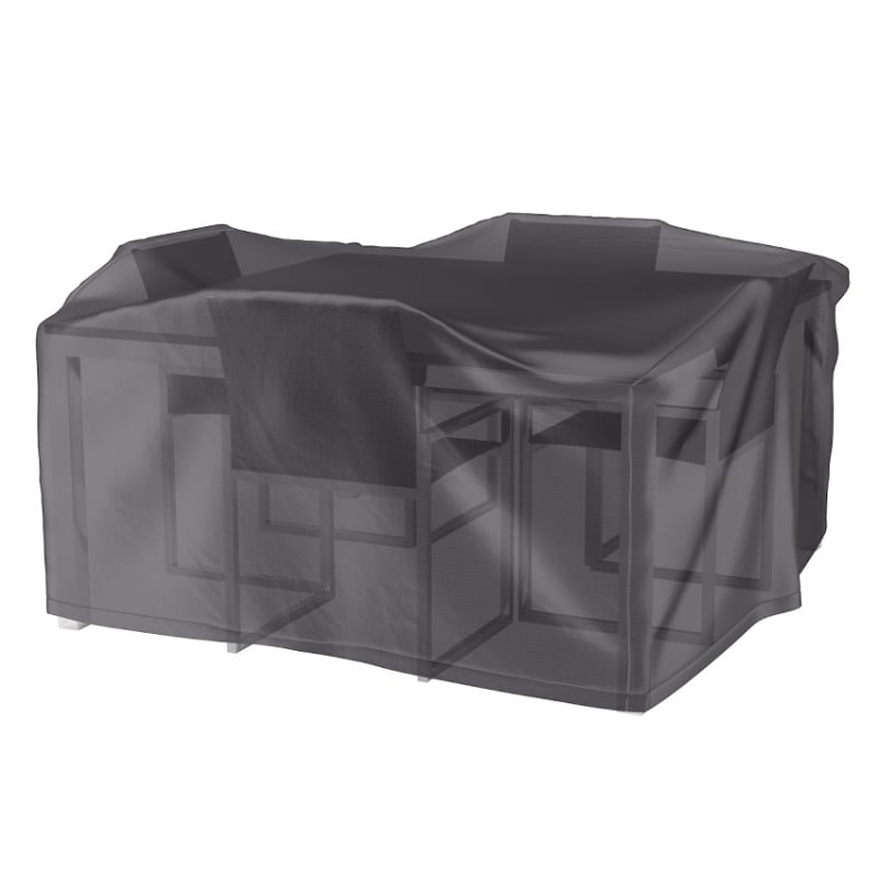 Housse de protection pour table et petit salon - L160 cm