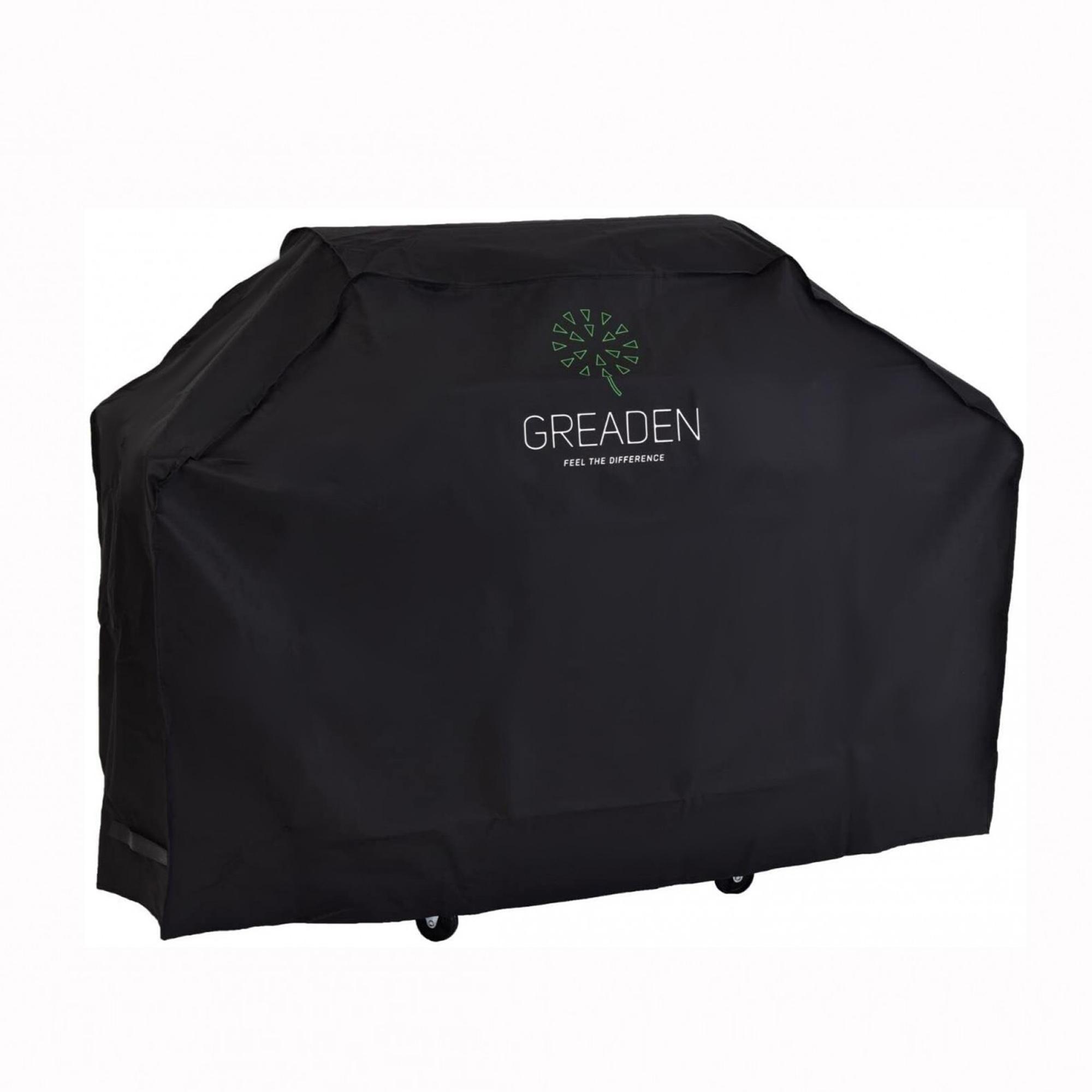 Housse de protection pour barbecues en polyester
