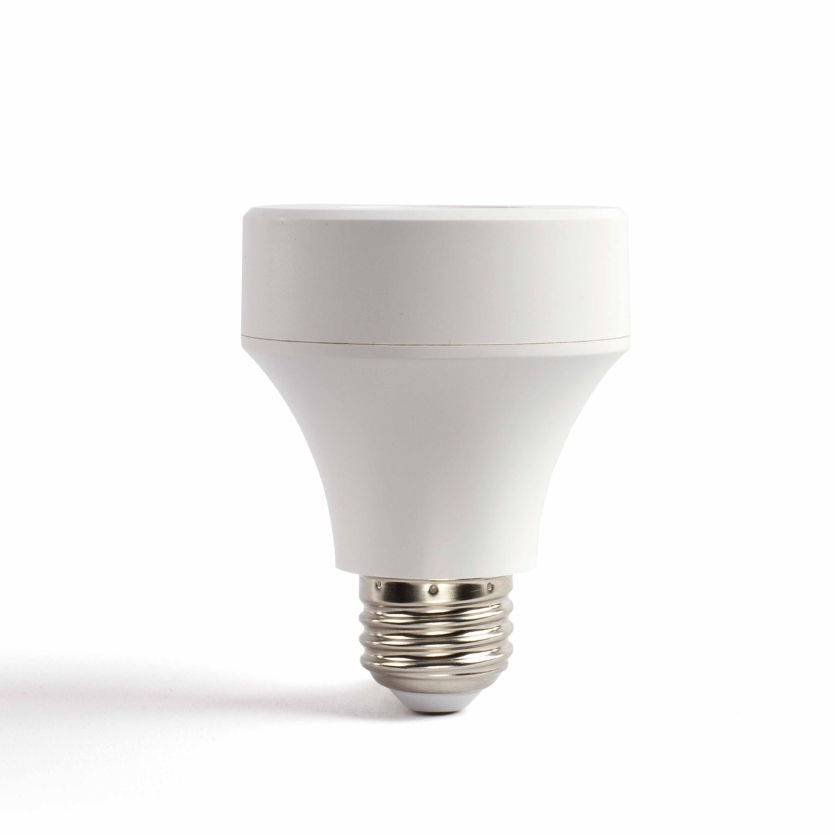Douille d'ampoule Wifi en abs blanc