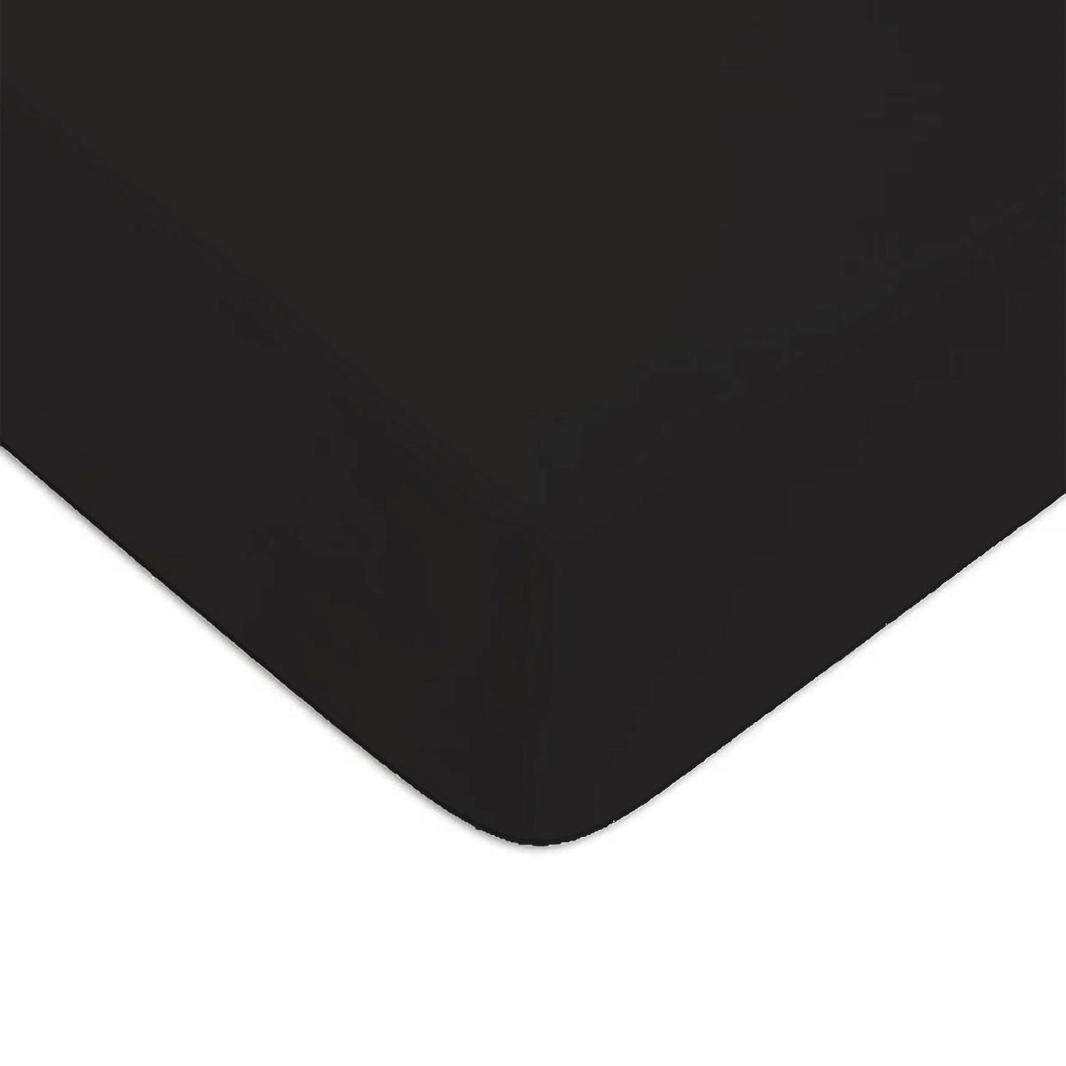 Noir 140x200cm 57 fils