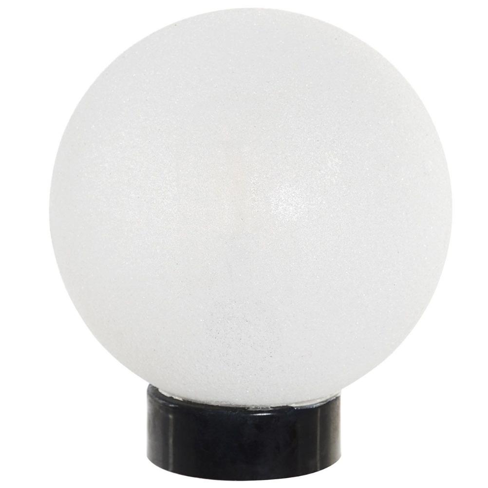 Lampe boule de verre transportable LED