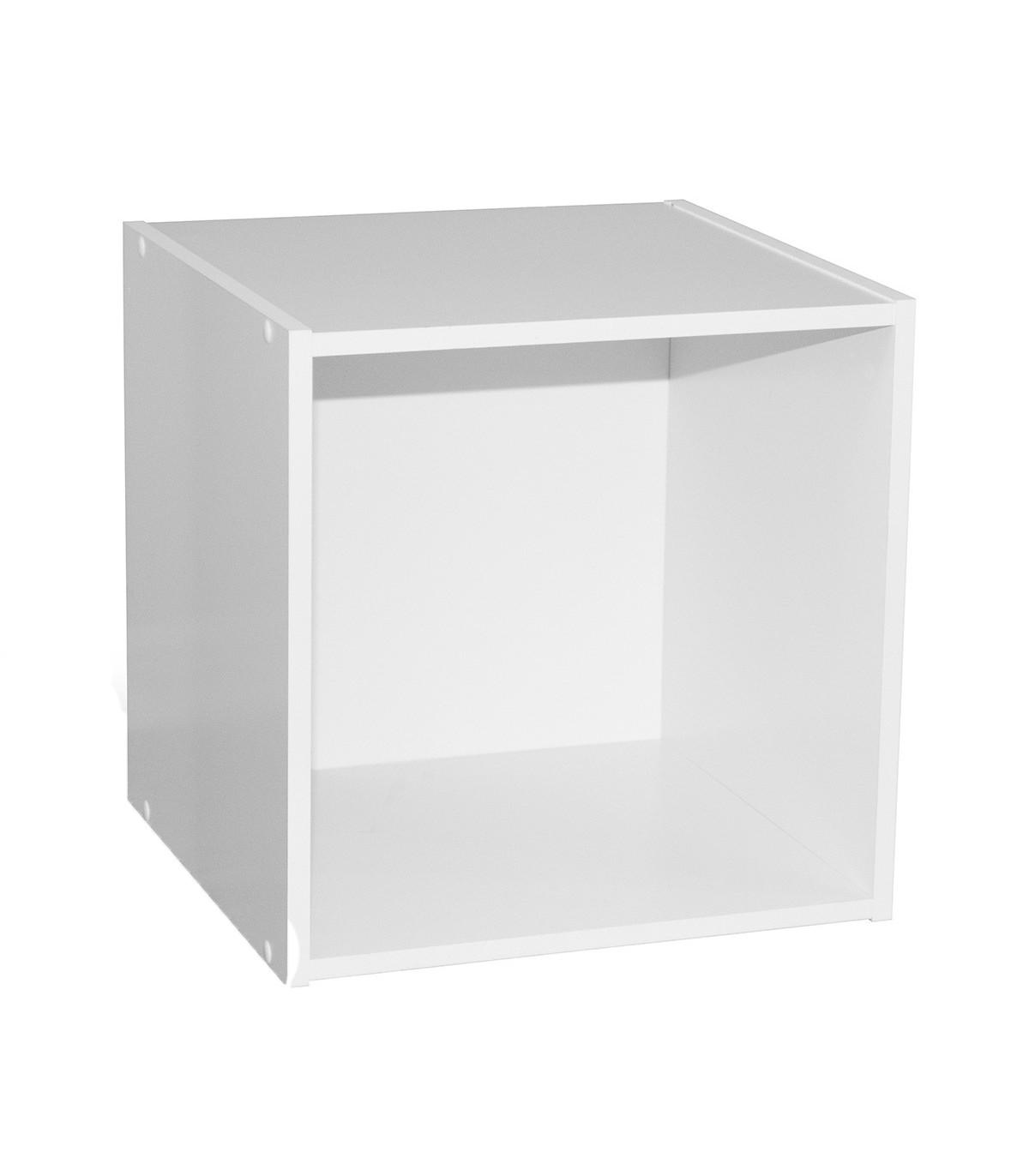 Meuble une case 35.1 x 34.9 x 33.7 - Blanc