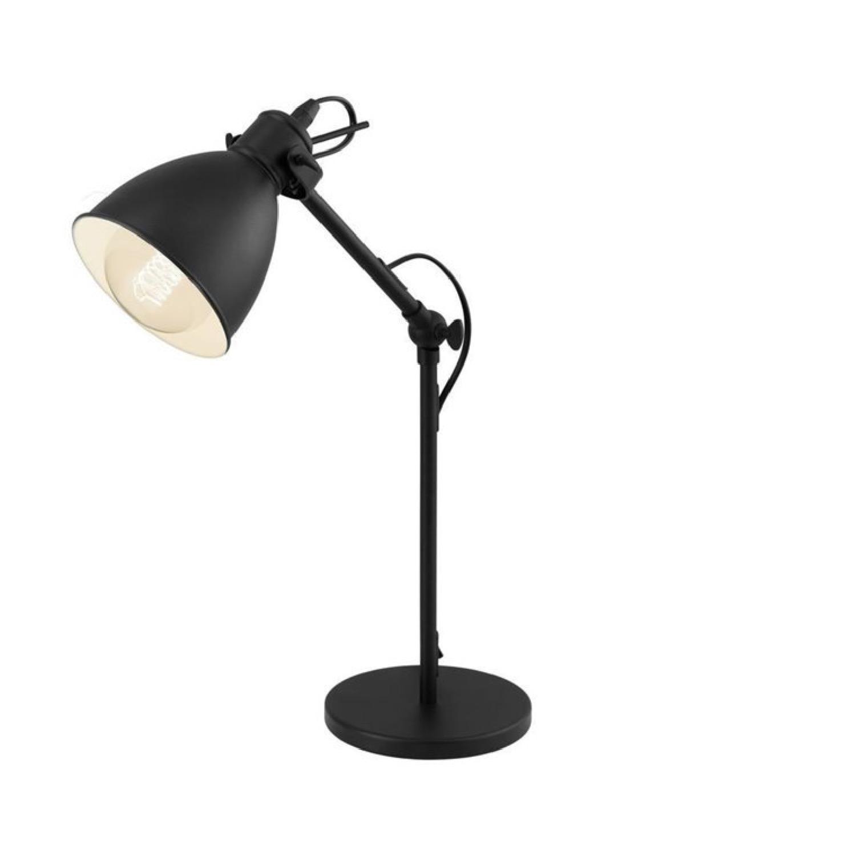 Lampe à poser métal H42,5cm