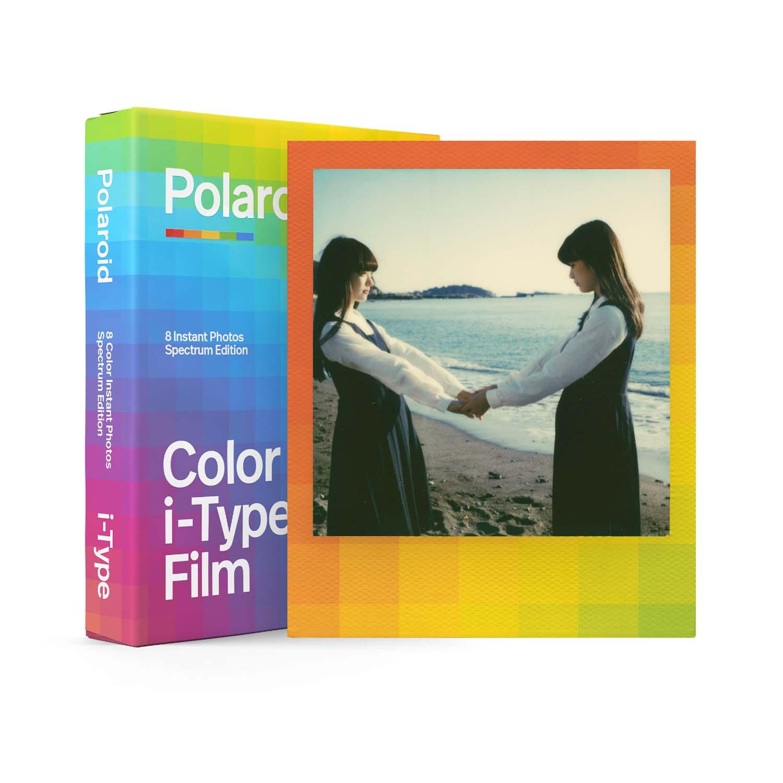Papier photo instantané Polaroid 8 feuilles Spectrum Edition