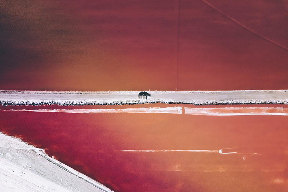Photographie d'art de Flora Métayer 40x60 cm sur plexi