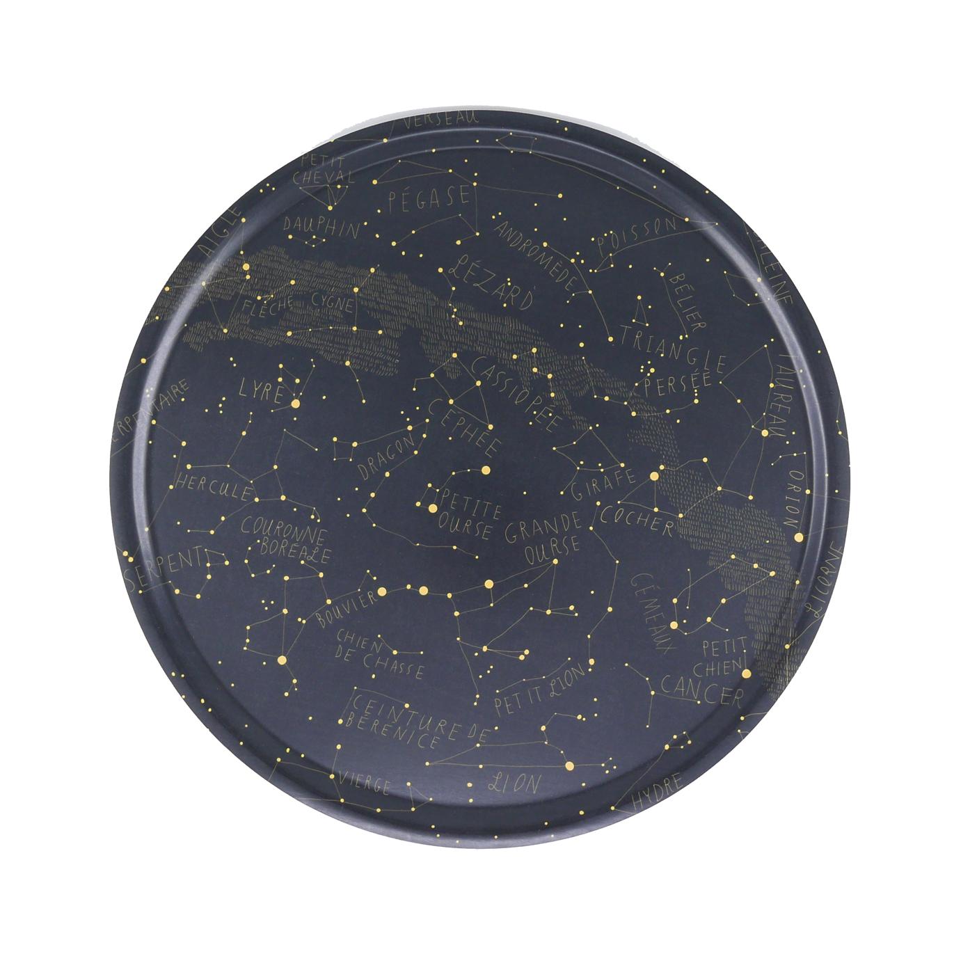 Dessous de plat en bois Constellation