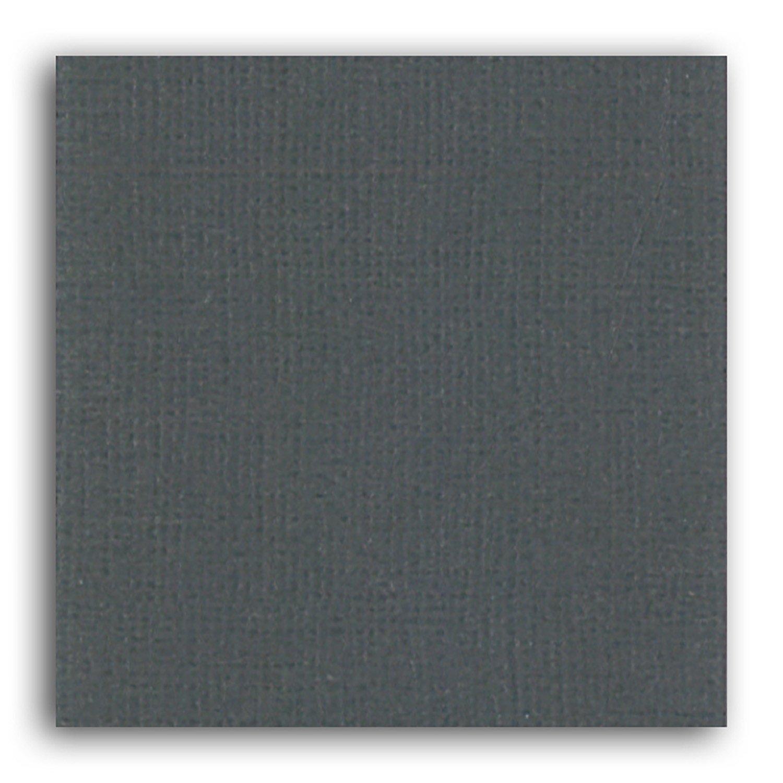 Papier scrapbooking Mahé Gris Taupe 30,5x30,5 cm
