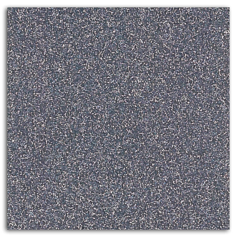 Papier adhésif pailleté Gris Anthracite 30,5x30,5