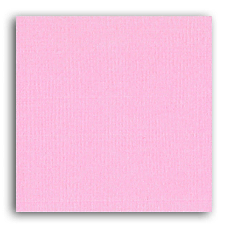 Papier scrapbooking Mahé Rose Pale 30,5x30,5 cm