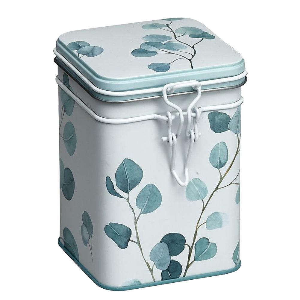Petite boite pour le thé contenance 150g