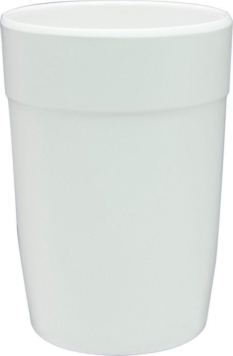 Verre à eau blanc 35cl