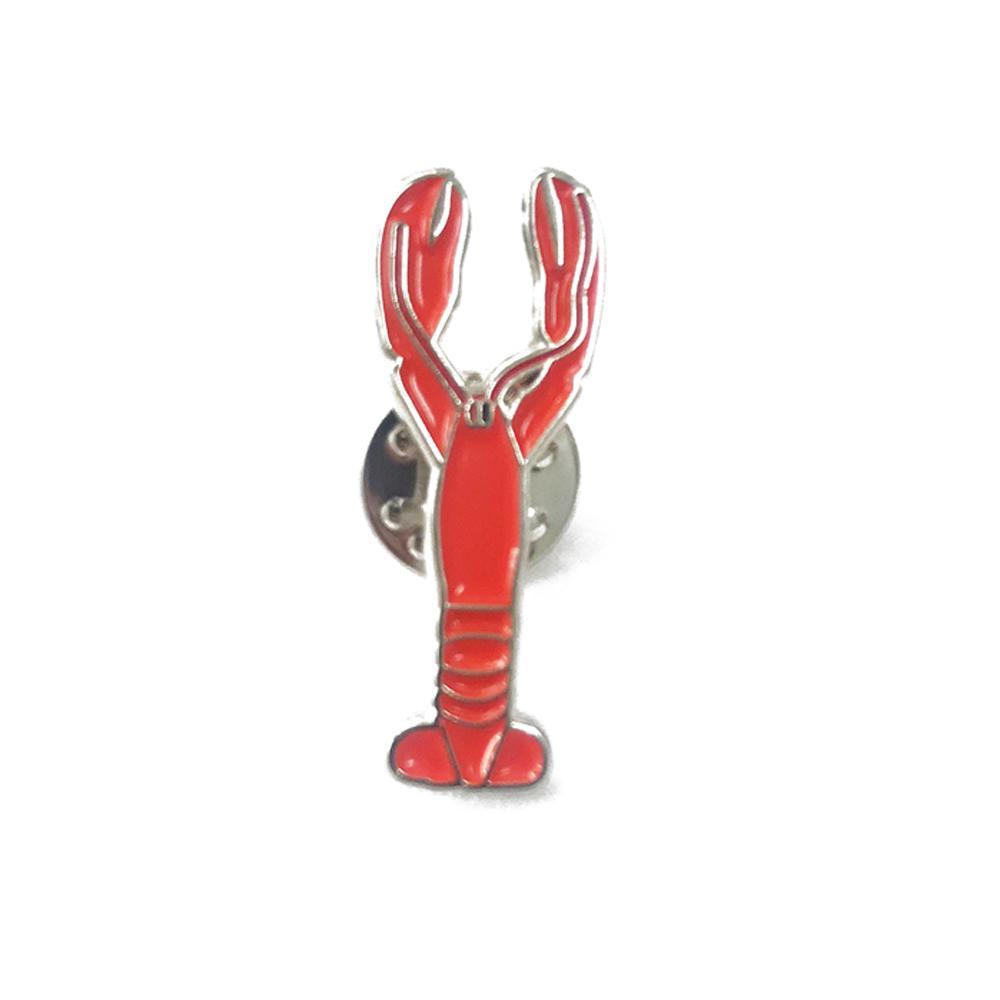 Broche pin's homard