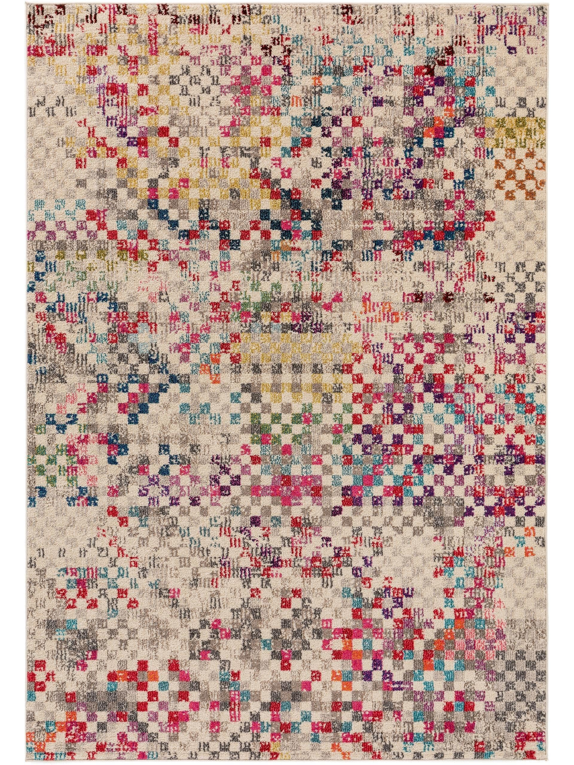 Tapis multicouleur 140x200