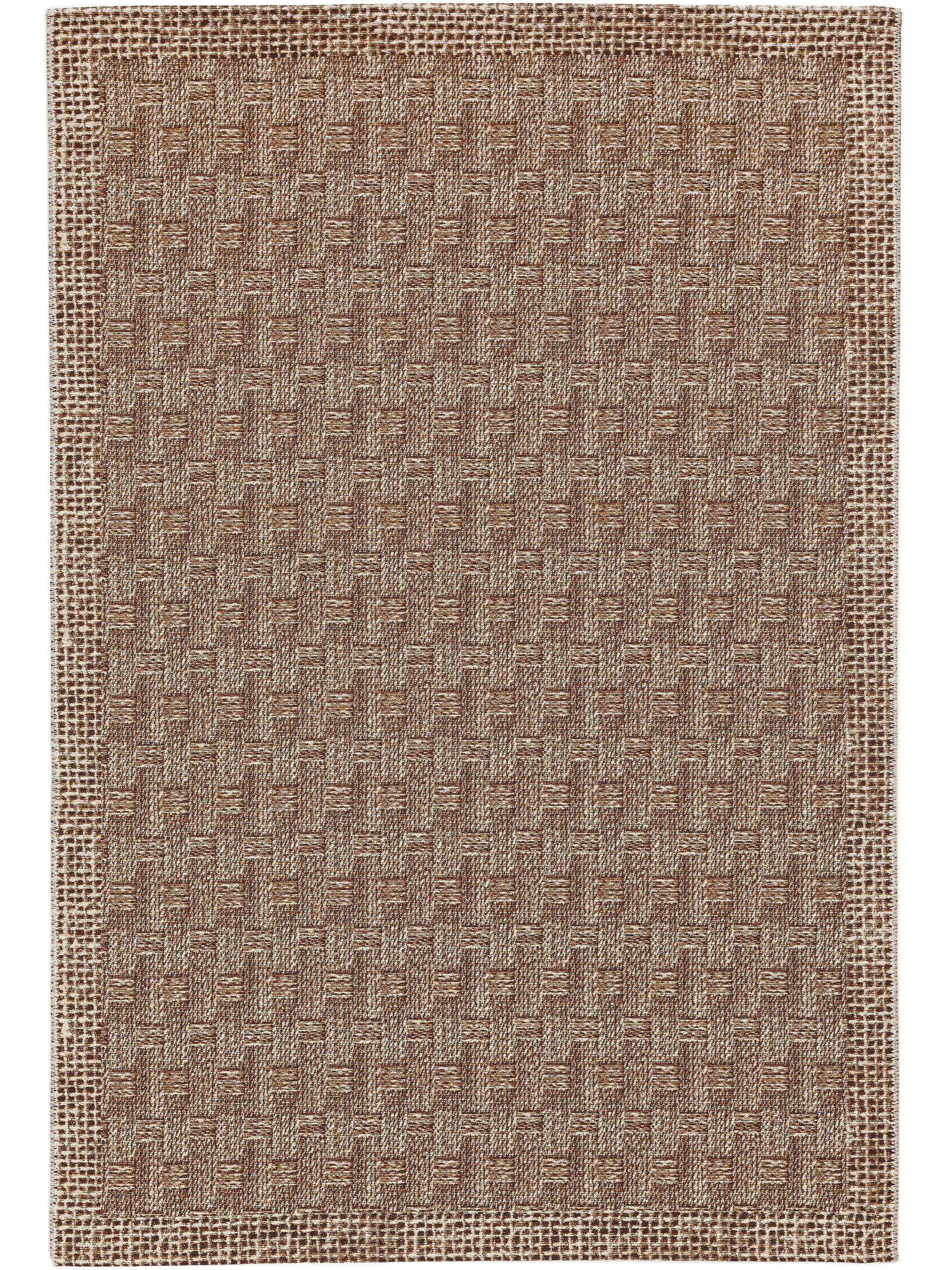 Tapis d'extérieur & intérieur crème/beige 200x285