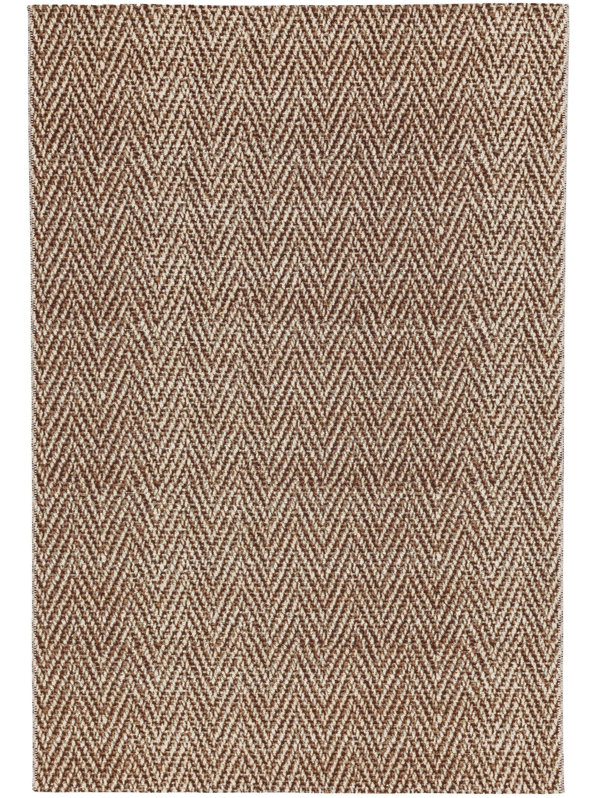 Tapis d'extérieur & intérieur crème/beige 160x235