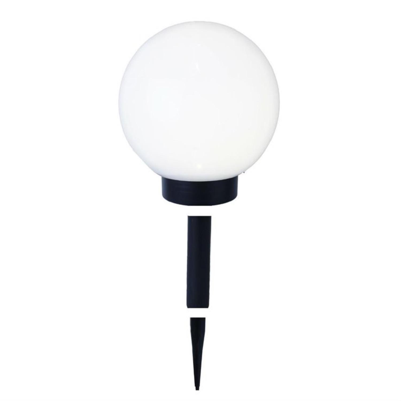 Boule lumineuse d'extérieur Solaire LED à piquer ou poser