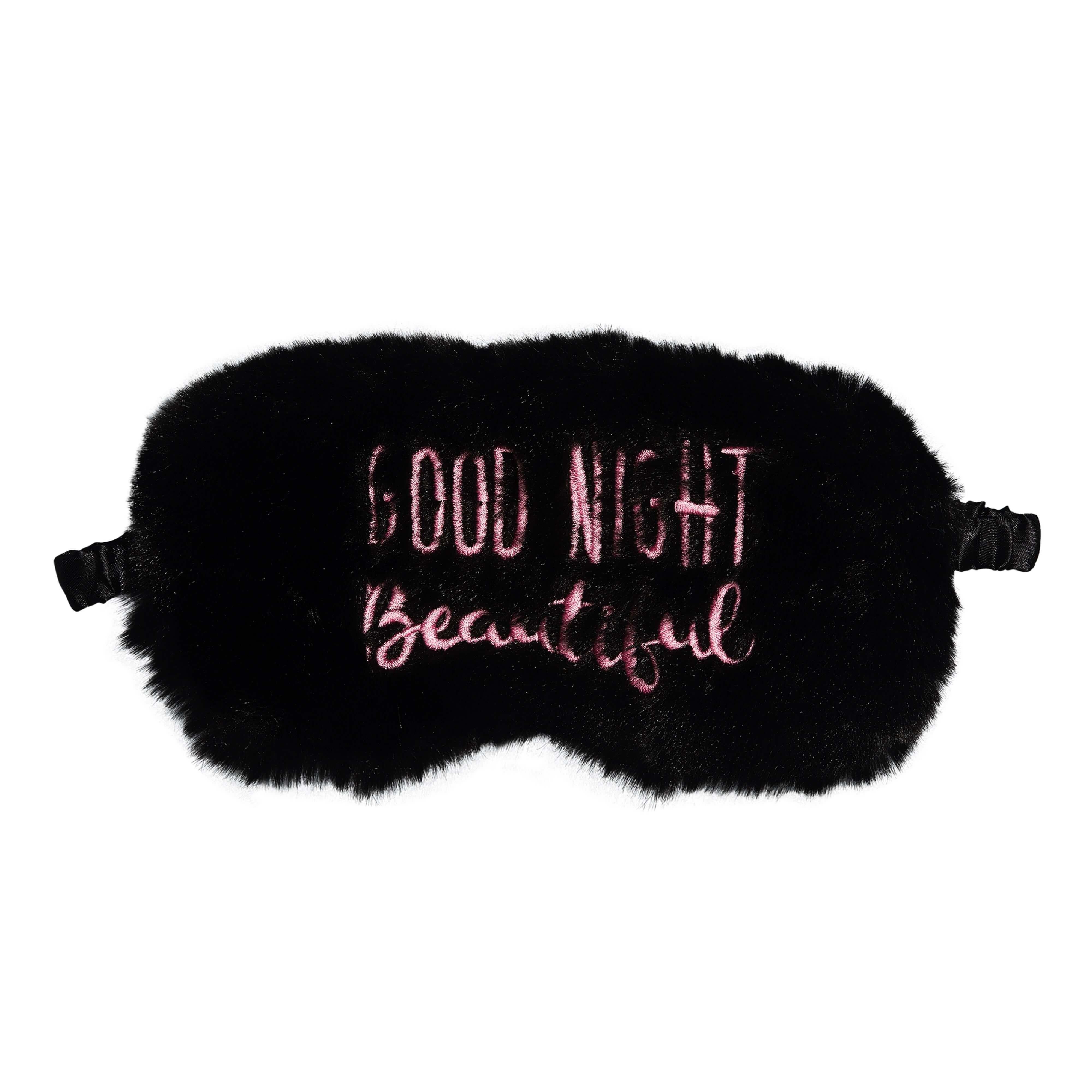 Masque de nuit good night