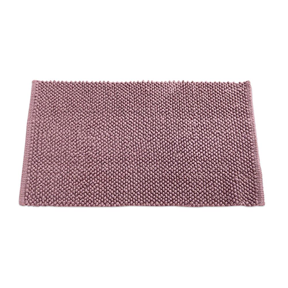 Carpette de bain poudre de lila 50x80cm