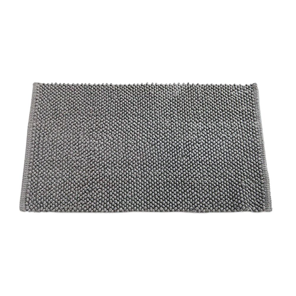 Carpette de bain zinc 50x80cm