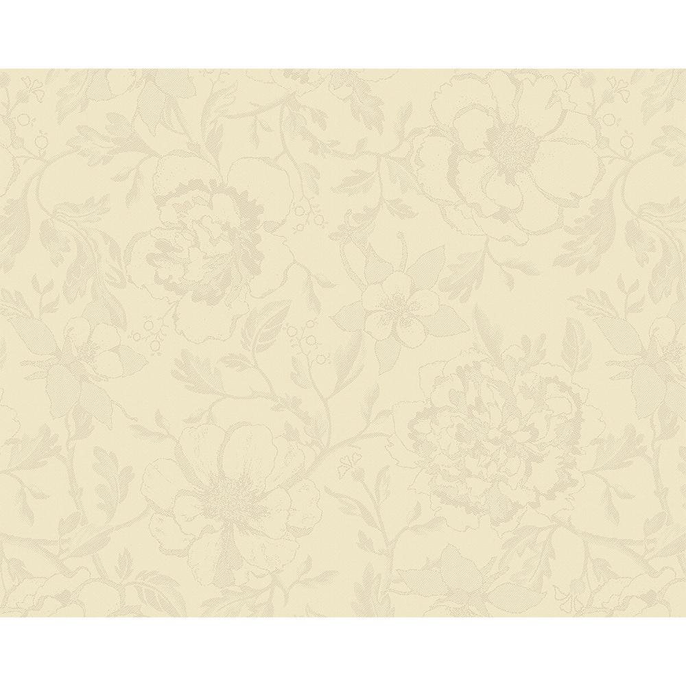 Set enduit imperméable pur coton ivoire 40X50