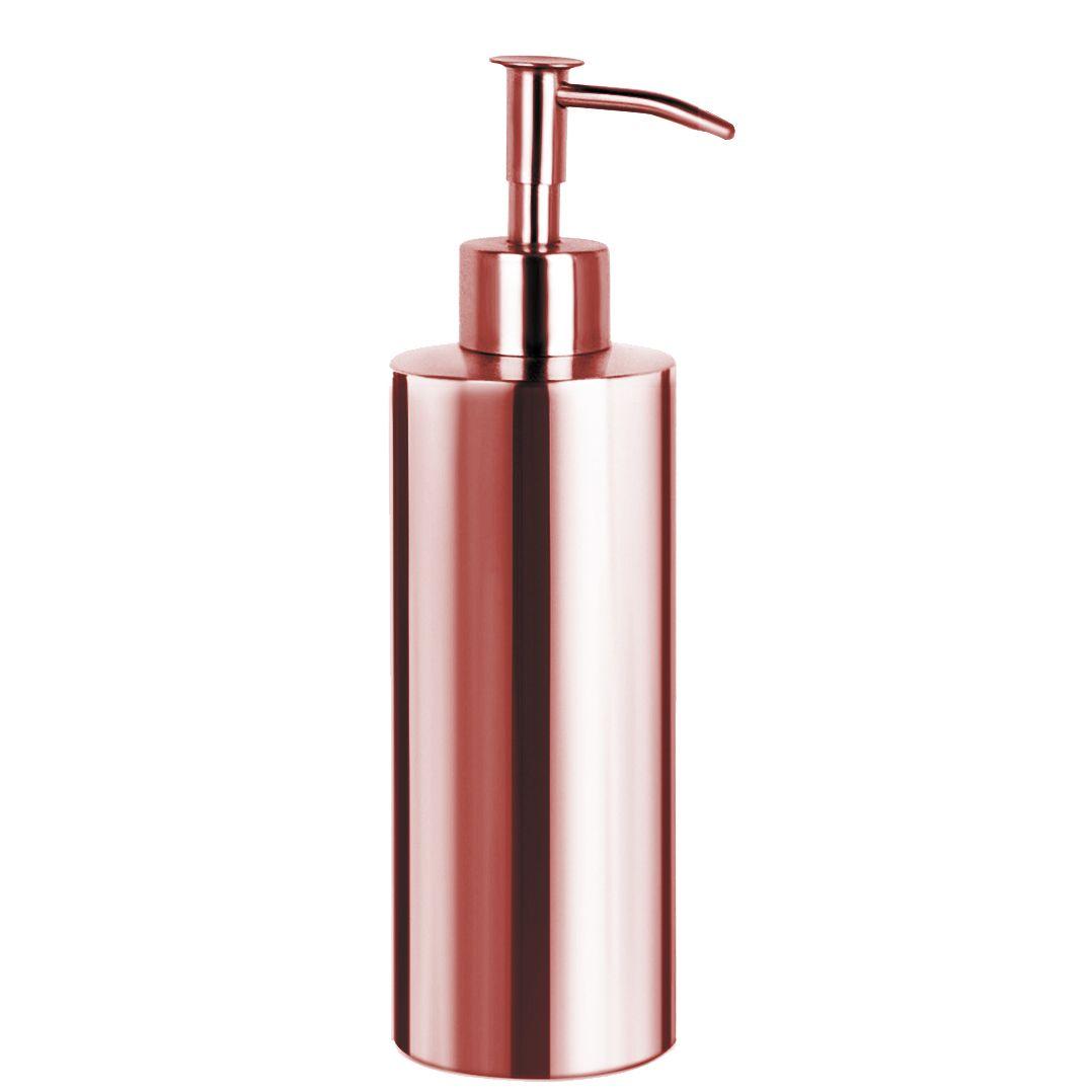 Distributeur savon en acier