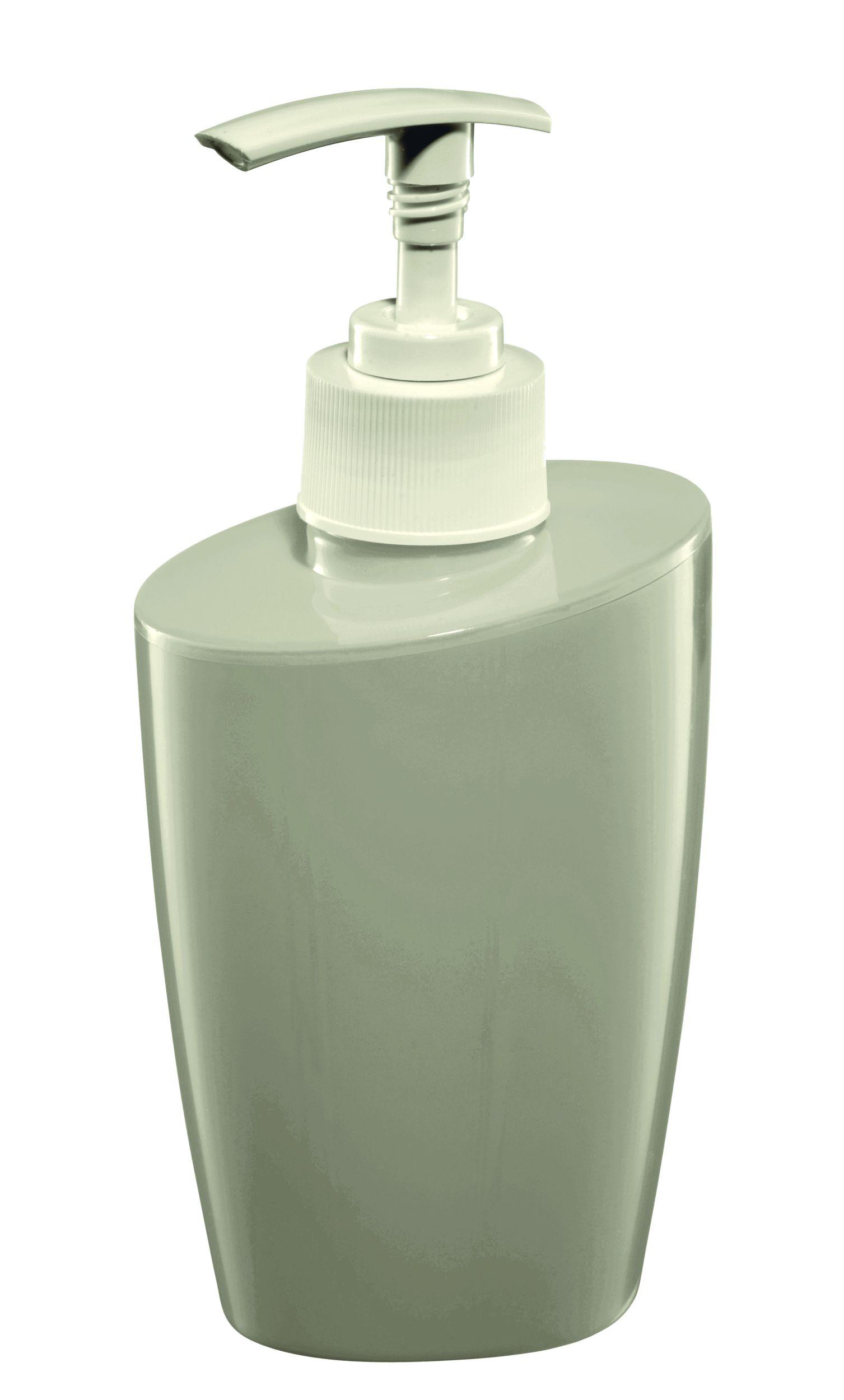 Distributeur de savon vert