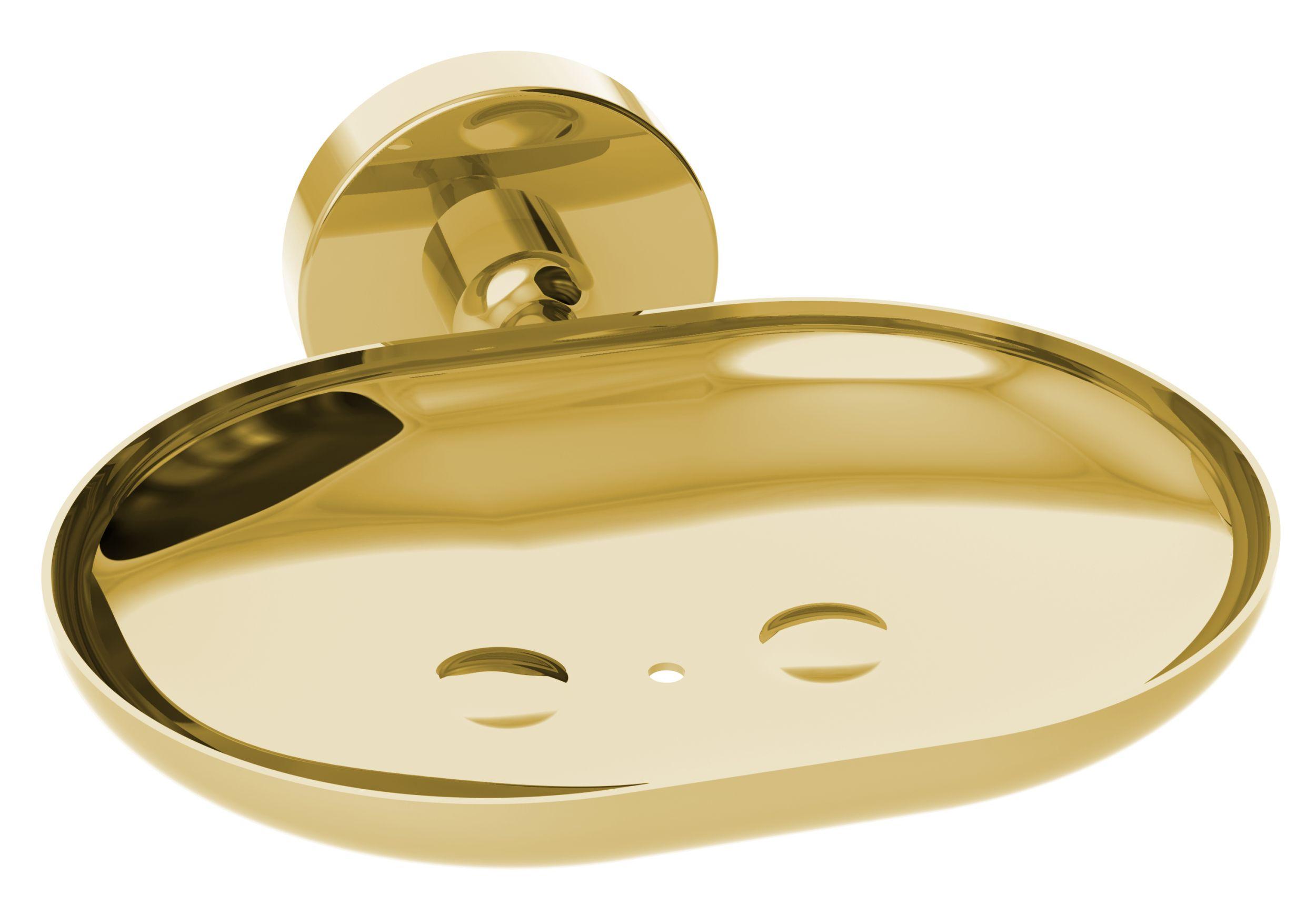 Porte-savon en inox à fixer