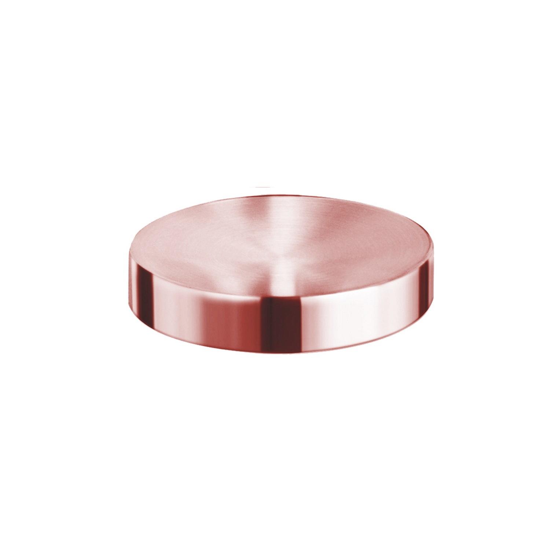 Porte-savon cuivré D11cm