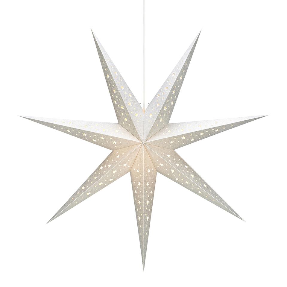 Suspension étoile en papier