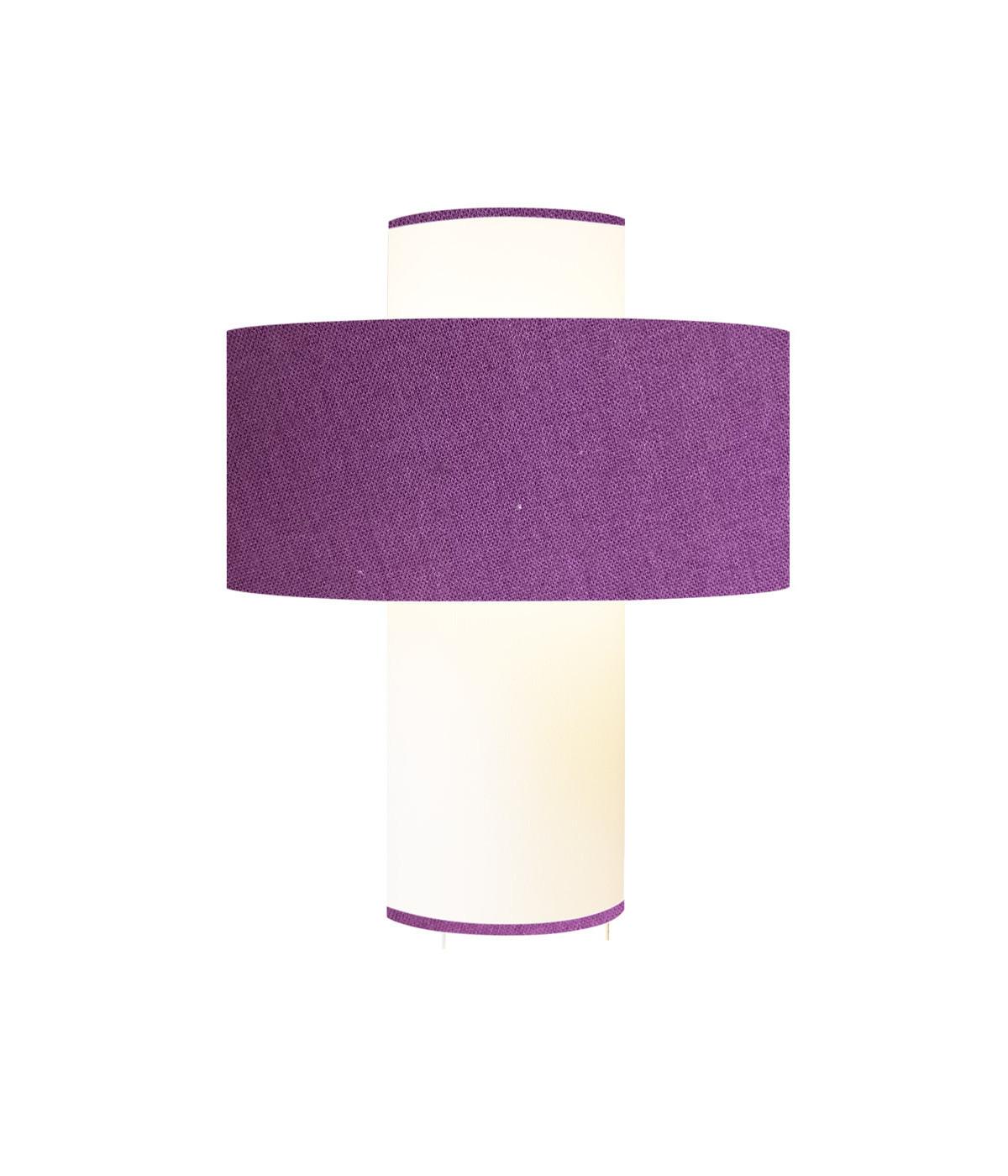 Lampe violet D 35 cm