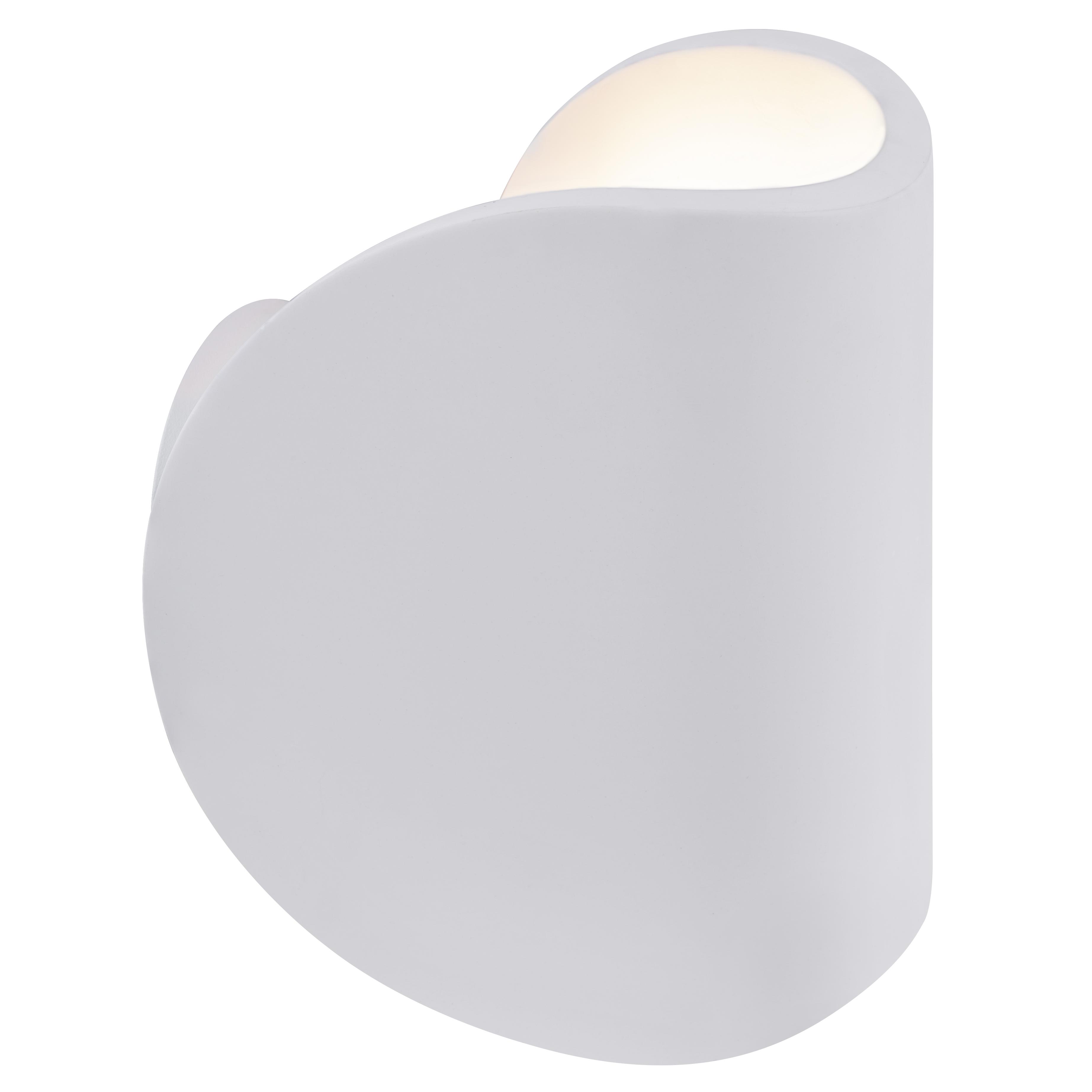 Applique en céramique blanc