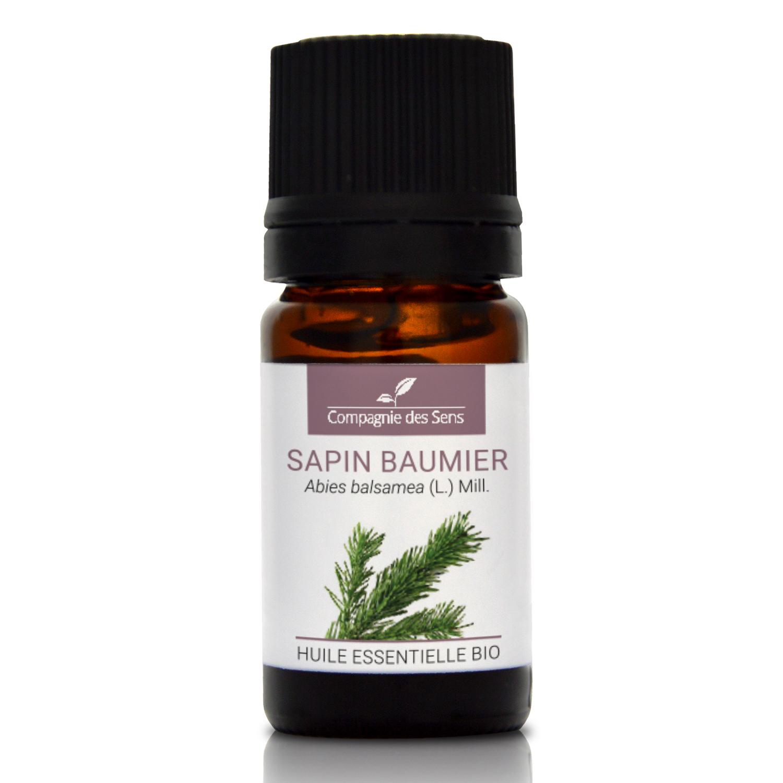 SAPIN BAUMIER - Huile essentielle bio 5ml