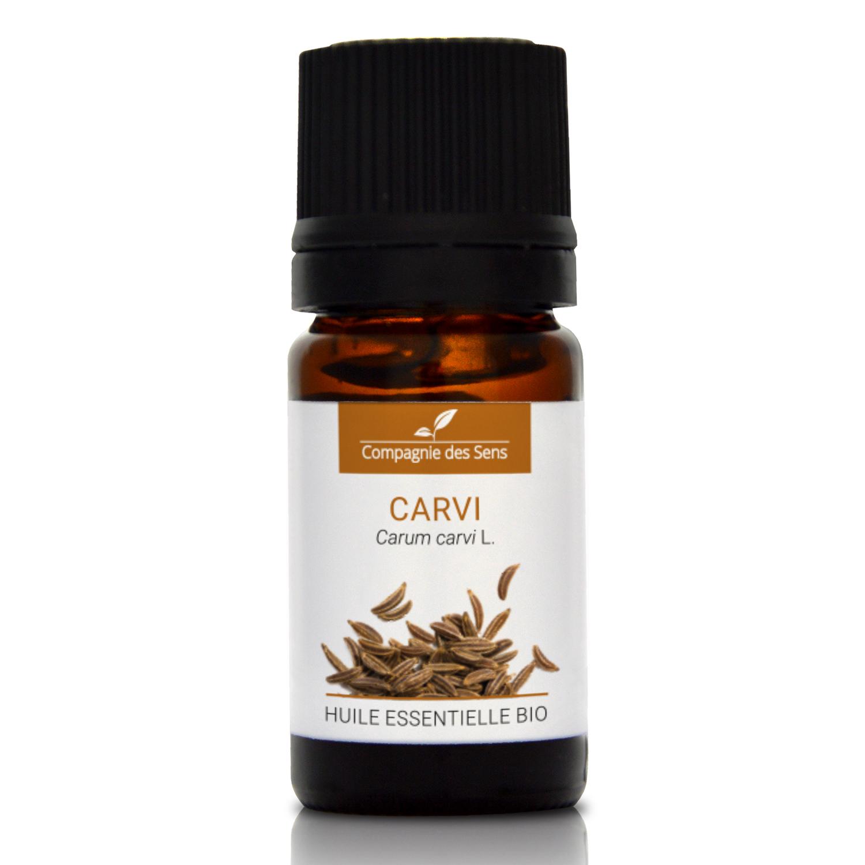 CARVI - Huile essentielle bio 5ml