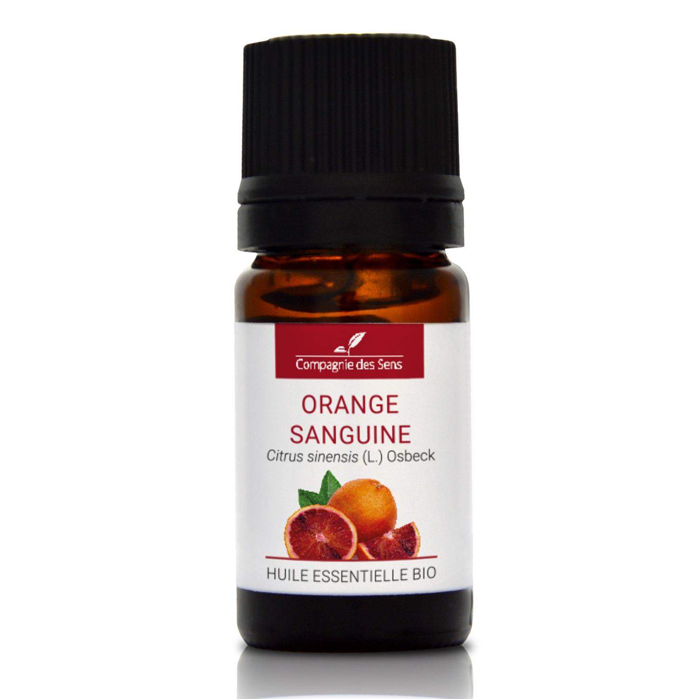 ORANGE SANGUINE - Huile essentielle bio 5ml