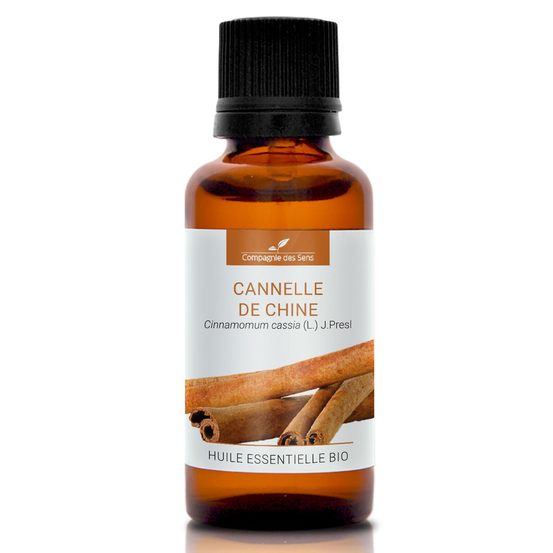 CANNELLE DE CHINE - Huile essentielle bio 30ml